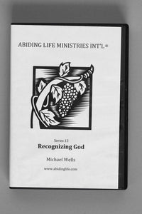 Recognizing God MP3