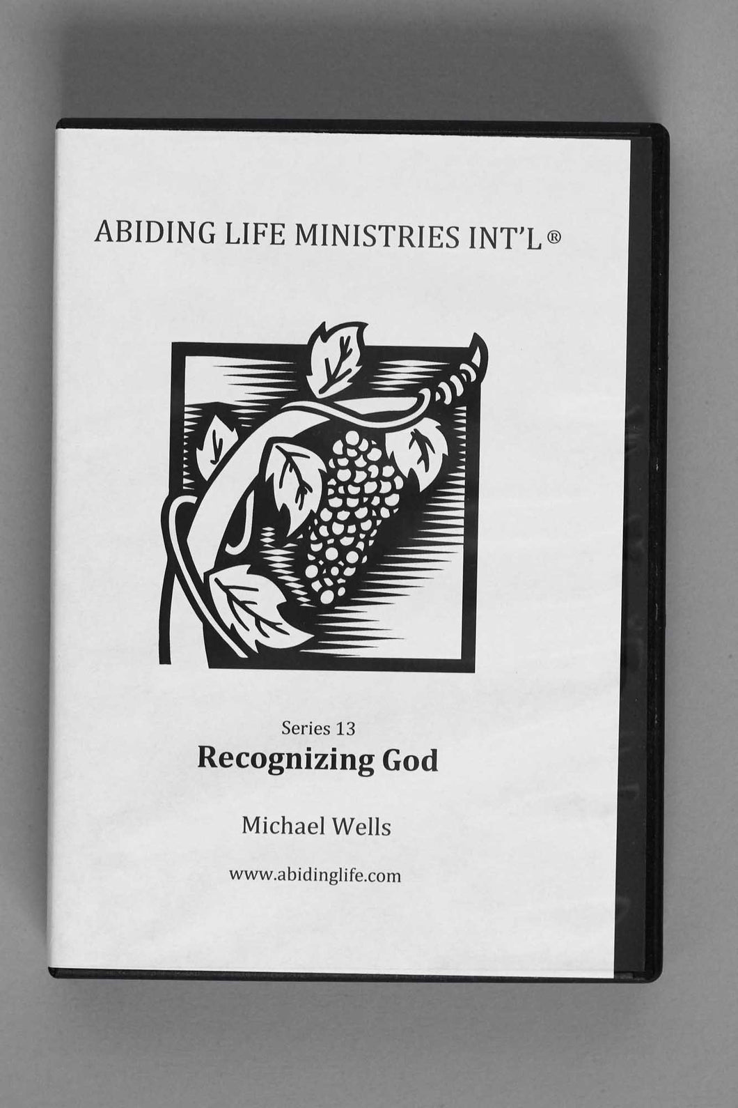 Recognizing God CD