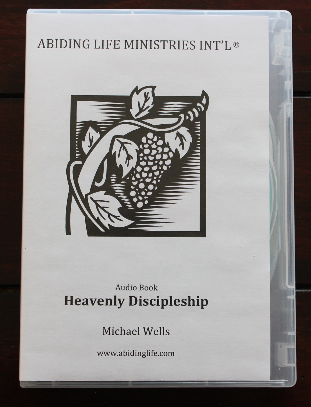 Heavenly Discipleship Audio Book CD set