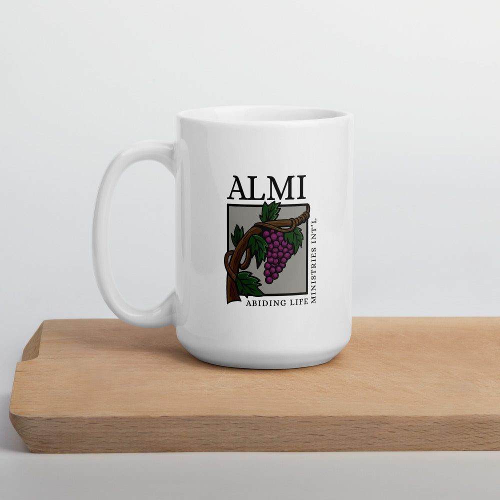 ALMI Coffe Mug - Logo/Near