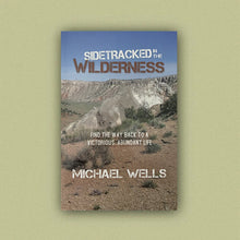 Load image into Gallery viewer, Sidetracked In The Wilderness by Michael Wells