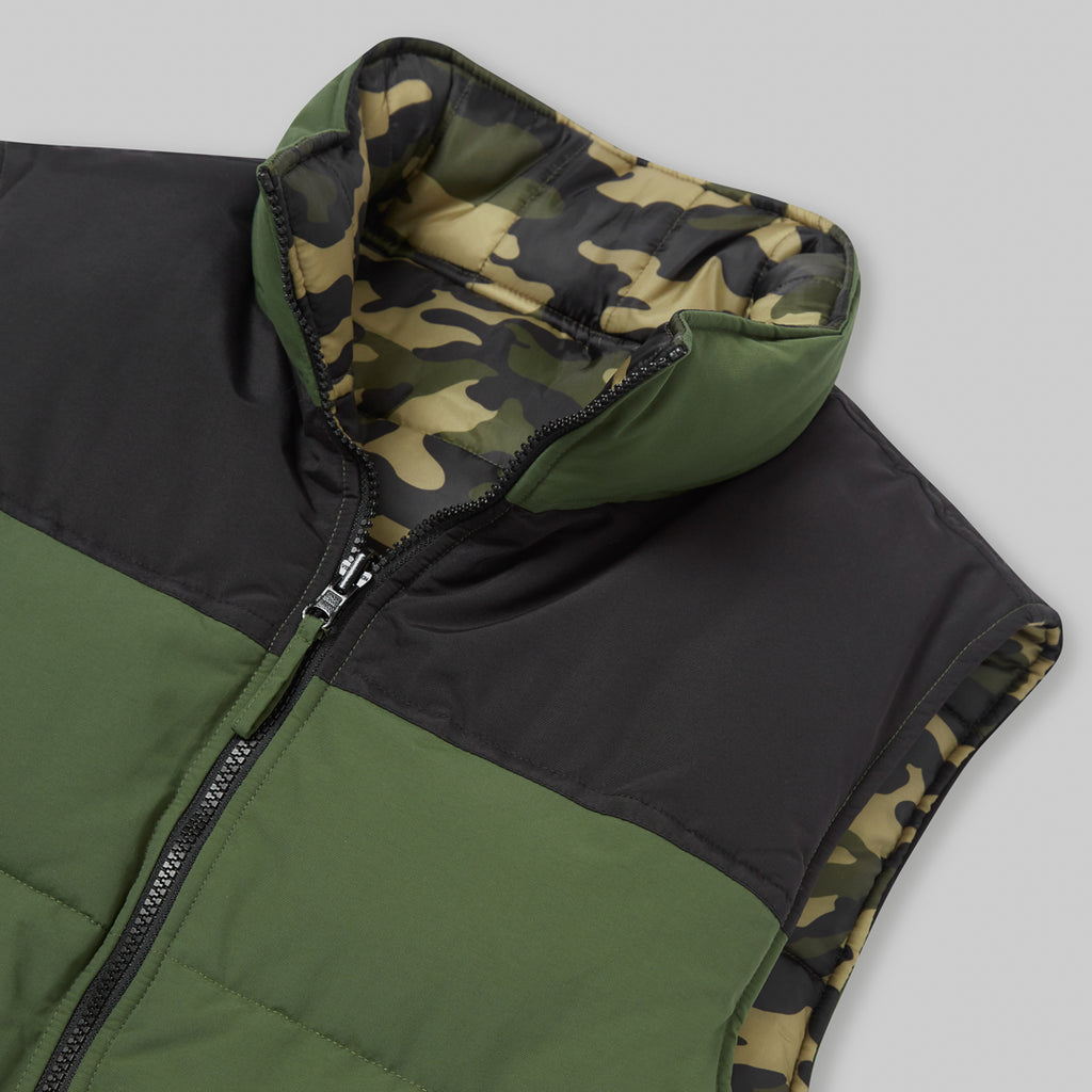 Introducing the Banff Reversible vest