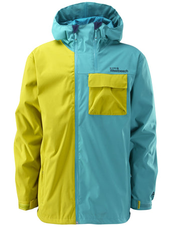 Tokum Jacket Non Insulated - Sulphur