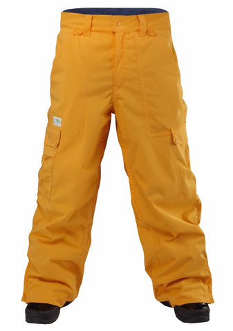 Upperlevels 2 pant - Pumpkin