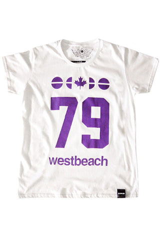 79 Tees Women - White