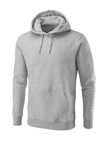 40 Boarders Hoodie - Heather Grey