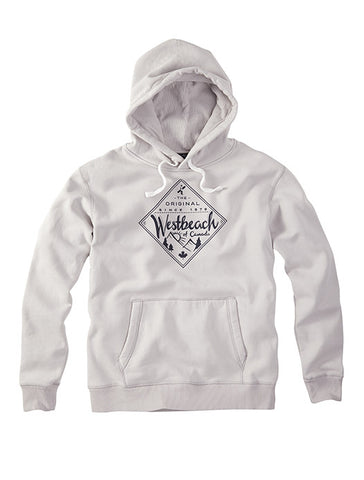 Westbeach of Canada Hoody - Elephant Grey