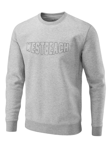79ers Sweatshirt - Heather Grey