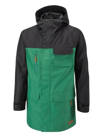 Branwood Jacket - Hunter Green