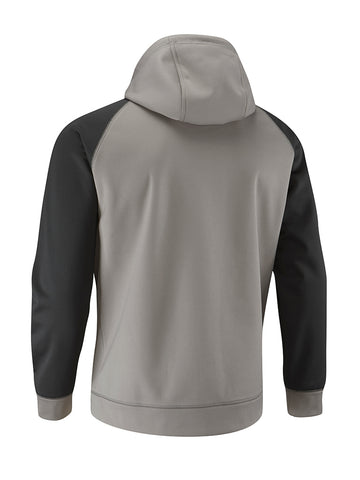 Superpipe Waterproof Tech Hoodie - Grey Rock