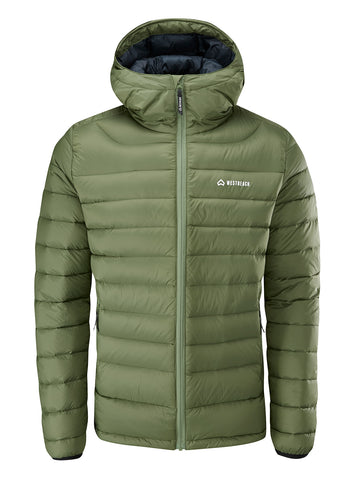 Airwave Down Jacket - Mountain Green