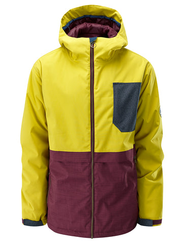Baker Jacket - Oil Yellow