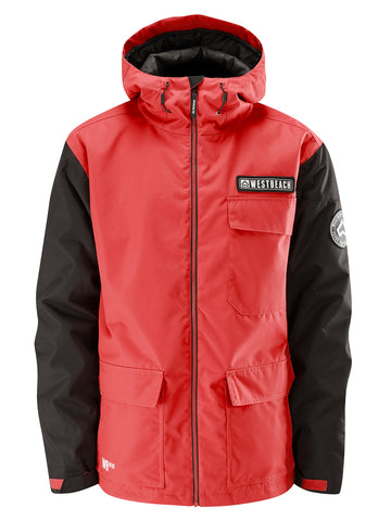 Bantam Jacket - Chilli Red