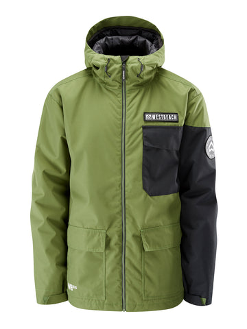 Bantam Jacket - Combat Green