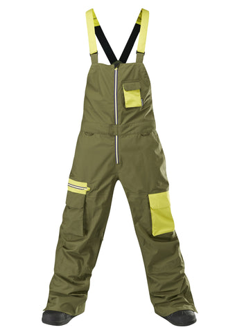 Birch Bib Pant - Commando