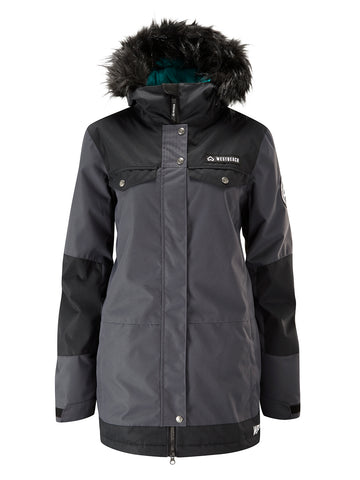 Cloudburst Jacket - Steel