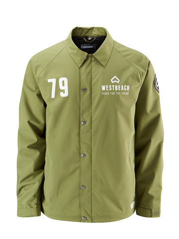 Cruiser Jacket - Combat Green