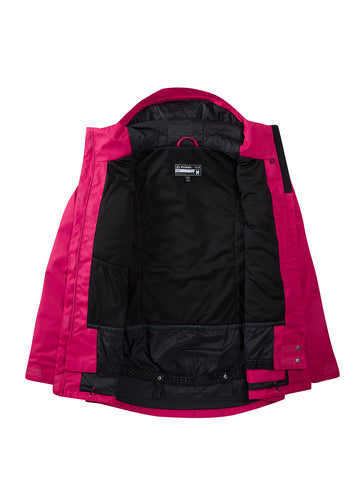 Crush Jacket - Cherry