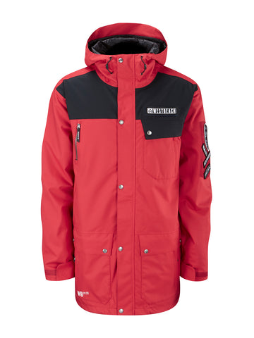 Daredevil Jacket - Chilli Red