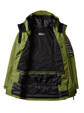 Daredevil Jacket - Combat Green