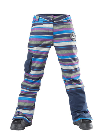 Devotion Pant - Multi Colour Aztec