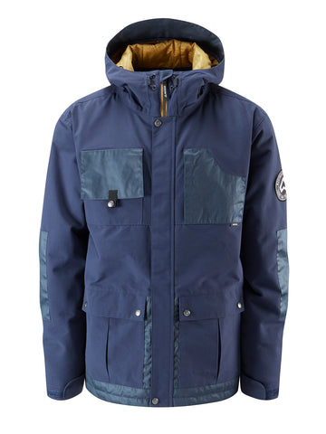 Domineer Jacket - Ultramarine