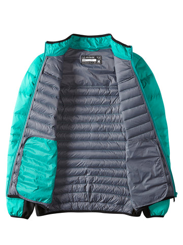 Downhill Jacket - Dark Teal