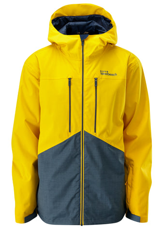 Faber Jacket - Yolk Yellow