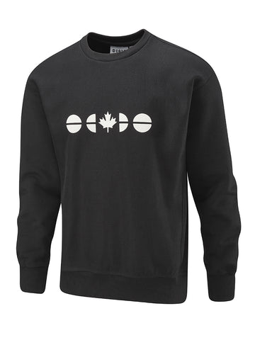 Flagdot 40 Sweatshirt - Black