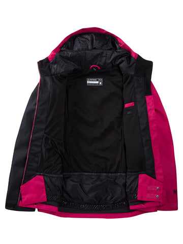 Flux Jacket - Cherry