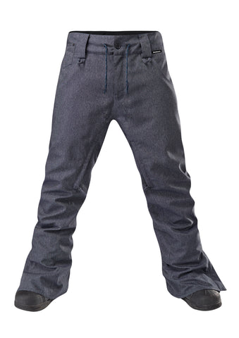 Grand Pant - Indigo Denim