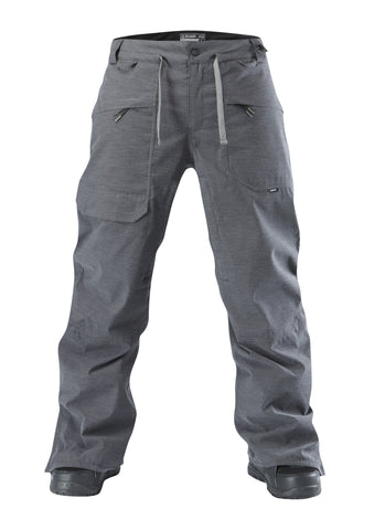 Howard Pant - Charcoal Marl