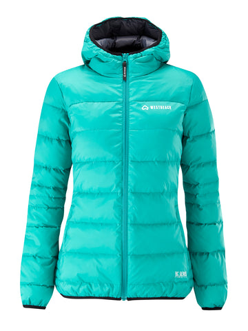 Knockdown Jacket - Dark Teal