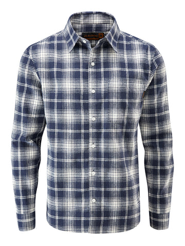 Logger Shirt - Dallas Navy