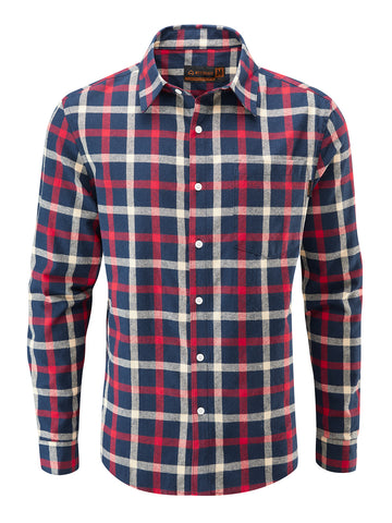 Logger Shirt - Portland Red