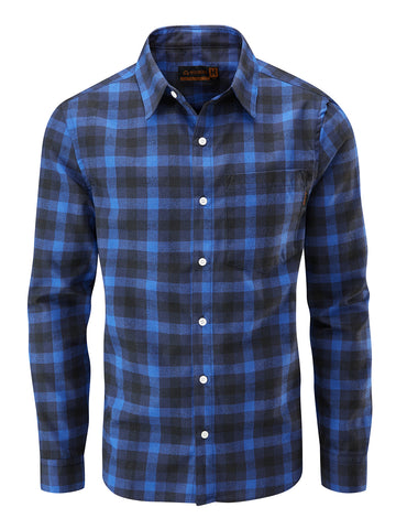 Logger Shirt - Riverbank Blue