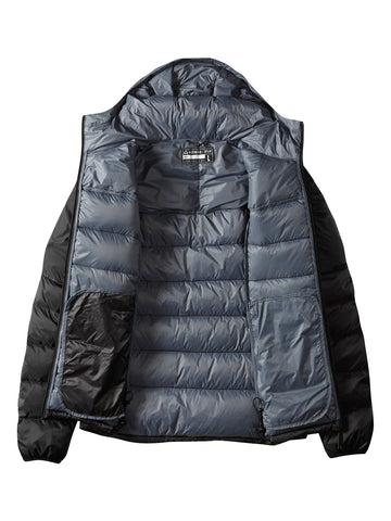Lookdown Down Jacket - Black