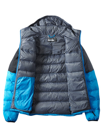Lookdown Down Jacket - Iceberg Blue