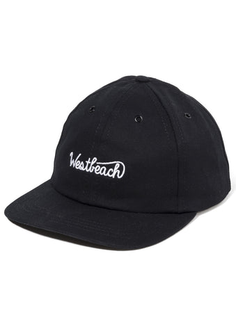 Melrose Cap - Black