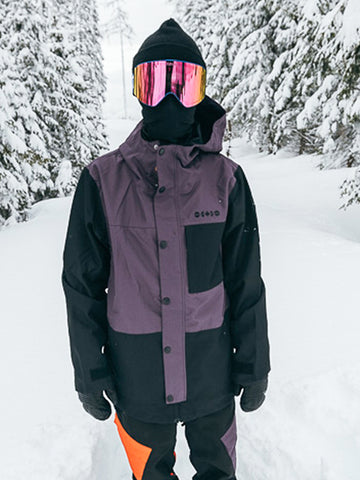 Nass Jacket - Imperial Purple