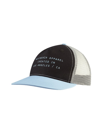 Nightshift Cap - Bleach Blue