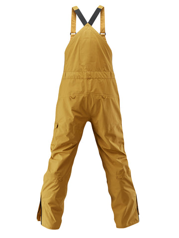 Paramount Bib Pant - Brown Sugar