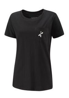 Pocket Boarder Ladies Tee