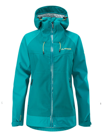 Retaliate Jacket - Deep Teal