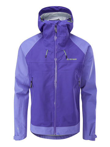 Shellshock Jacket - Iris