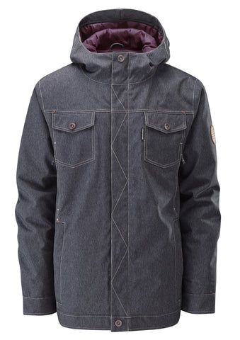 Skiff Jacket - Indigo Denim