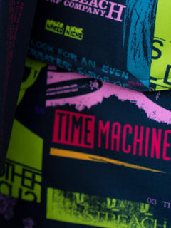 Time Machine Print