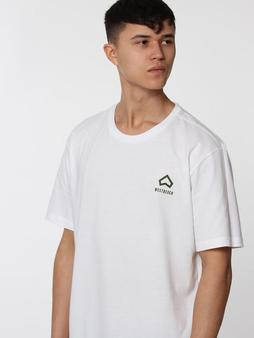 Trailhead Tee - White