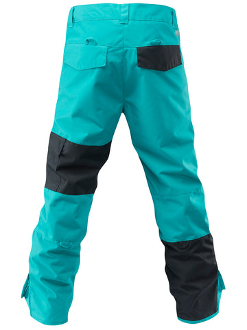Upstart Pant - Dark Teal