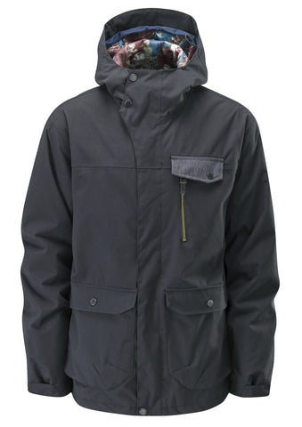 Utopia Jacket - Black